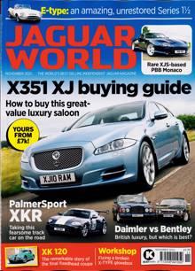 Jaguar World Monthly Magazine Issue NOV 21