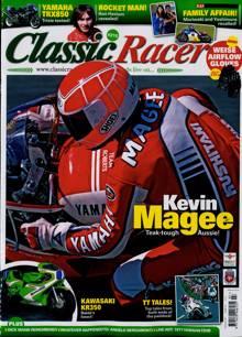 Classic Racer Magazine JUL-AUG Order Online