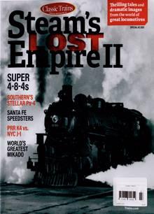 Classic Trains Magazine STEAM LOST Order Online
