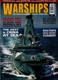 Warship Int Fleet Review Magazine Issue AUG 21