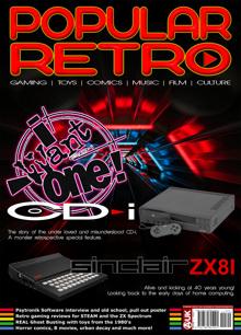 Popular Retro  Magazine Issue 01 Order Online