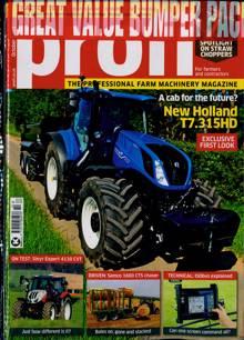 Profi Tractors Magazine Issue OCT 21