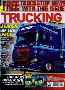 Trucking Magazine JUL 21 Order Online
