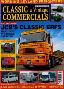 Classic & Vintage Commercial Magazine SEP 21 Order Online
