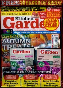Kitchen Garden Magazine OCT 21 Order Online