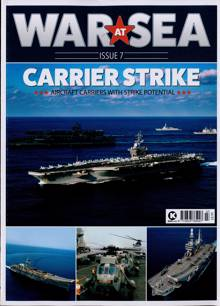 War At Sea Magazine Issue NO 7