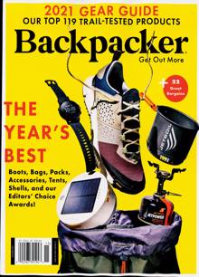 Backpacker Magazine Issue 15