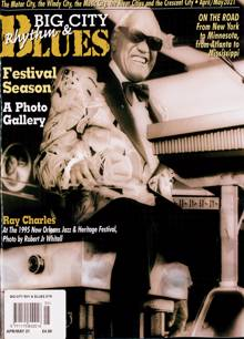 Big City Rhythm Blues Magazine 05 Order Online