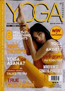 Yoga Magazine AUG 21 Order Online