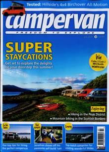 Campervan Magazine JUL 21 Order Online