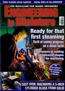 Engineering In Miniature Magazine JUL 21 Order Online