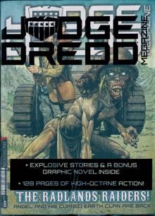 Judge Dredd Megazine Magazine NO 434 Order Online