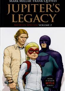 Jupiter Legacy Bookazine Vol2 Magazine ONE SHOT Order Online