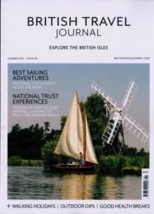 British Travel Journal Magazine SUMMER Order Online