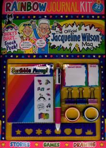 Jacqueline Wilson Magazine Issue NO 189