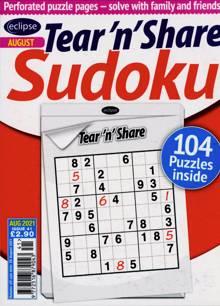 Eclipse Tns Sudoku Magazine NO 41 Order Online