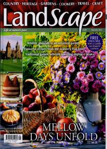 Landscape Magazine SEP 21 Order Online