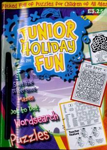 Junior Holiday Fun Magazine NO 291 Order Online