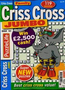 Family Criss Cross Jumbo Magazine NO 101 Order Online
