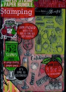 Creative Stamping Magazine NO 98 Order Online