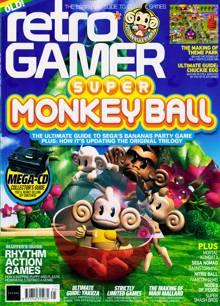 Retro Gamer Magazine NO 225 Order Online