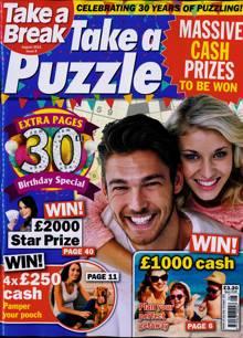 Take A Break Take A Puzzle Magazine NO 8 Order Online