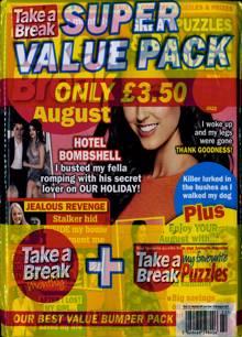 Take A Break Super Value Pack Magazine PACK 22 Order Online
