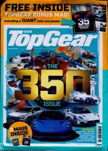 Bbc Top Gear Magazine AUG 21 Order Online
