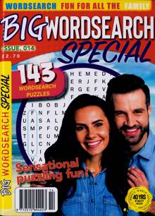 Big Wordsearch Special Magazine NO 14 Order Online
