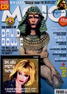 Mojo Magazine SEP 21 Order Online