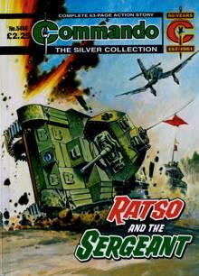 Commando Silver Collection Magazine NO 5458 Order Online