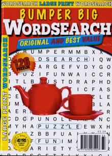 Bumper Big Wordsearch Magazine NO 233 Order Online