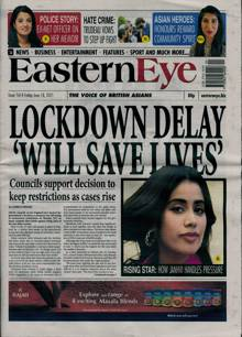 Eastern Eye Magazine 18/06/2021 Order Online