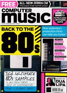 Computer Music Magazine NOV 21 Order Online