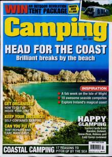 Camping Magazine JUL 21 Order Online