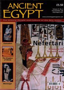 Ancient Egypt Magazine JUL-AUG Order Online