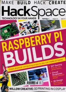 Hackspace Magazine NO 45 Order Online