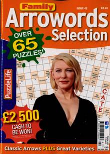 Family Arrowords Selection Magazine NO 42 Order Online