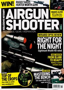 Airgun Shooter Magazine NOV 21 Order Online