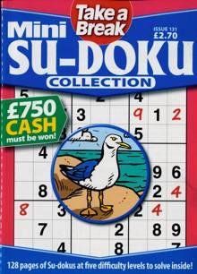 Tab Mini Sudoku Collection Magazine Issue NO 131