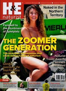 H & E Naturist Magazine Issue AUG 21