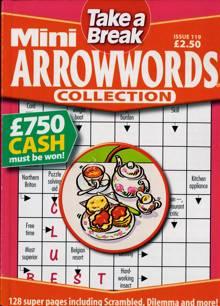 Tab Mini Arrowwords Coll  Magazine Issue NO 119