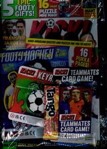 Kick Magazine Issue NO 195