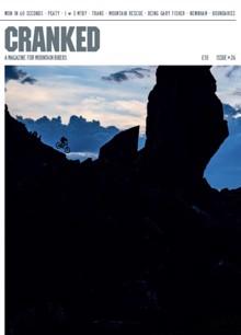 Cranked Magazine Issue 26 Order Online