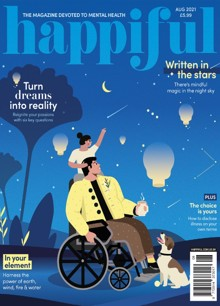 Happiful Magazine Issue Aug 21