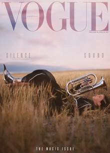Vogue Portugal Music - Trumpet Cover Magazine Trumpet Order Online