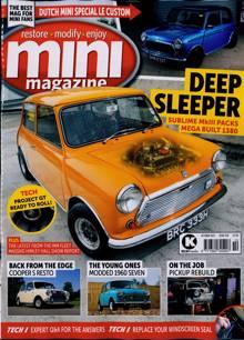 Mini Magazine Magazine Issue OCT 21
