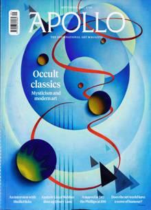 Apollo Magazine SEP 21 Order Online