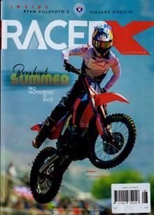 Racer X Illustrated Magazine AUG 21 Order Online