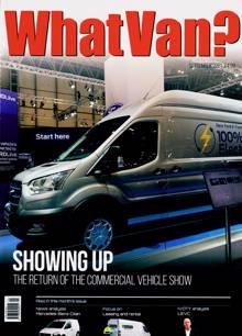What Van Magazine SEP 21 Order Online